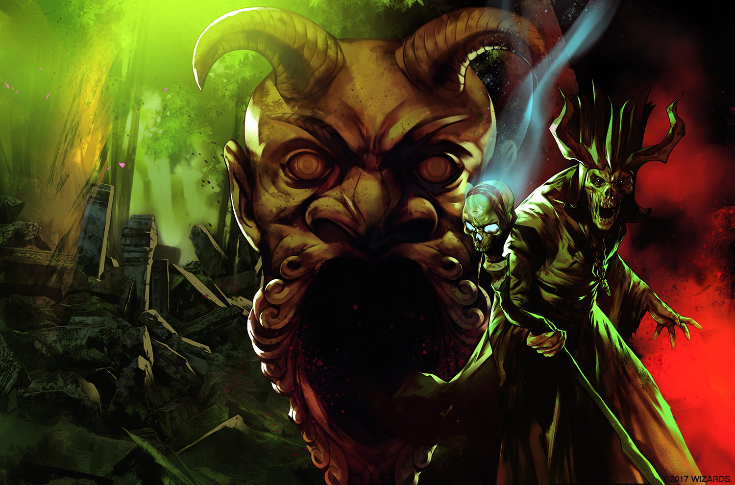 Tomb of Annihilation in 8 sessions – Part 1 @ RPG MUSINGS
